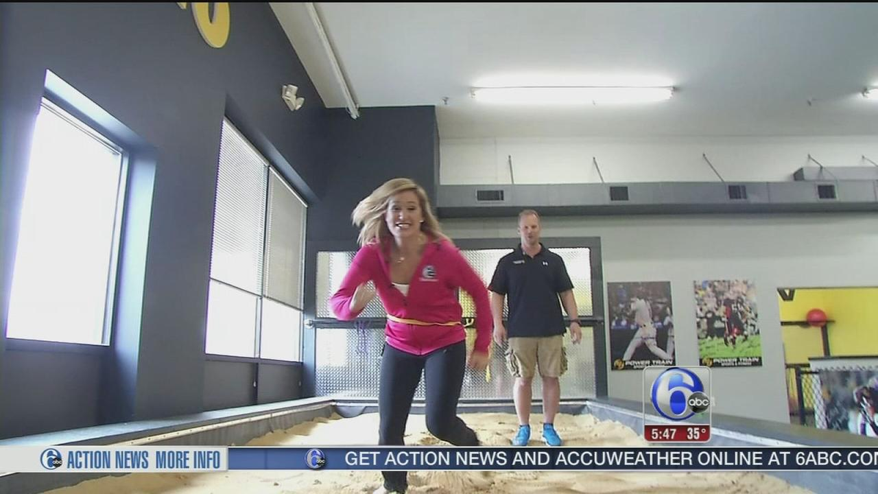 VIDEO: FYI Philly: Getting in shape
