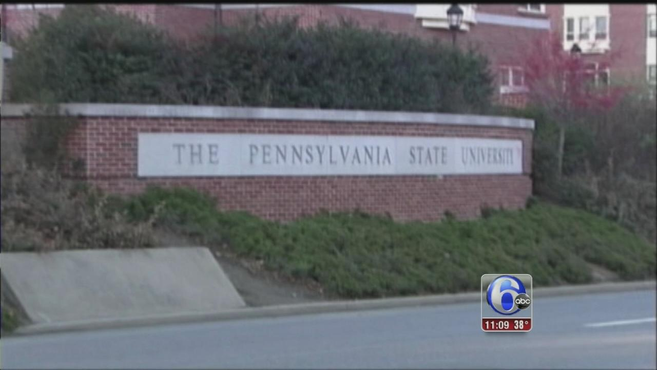 VIDEO: PSU president: Frat posting of nude pictures very sad