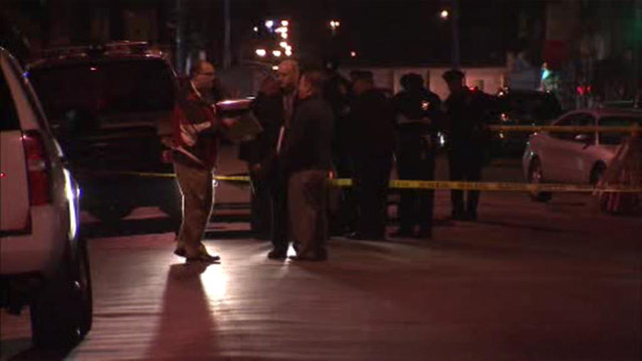 Police open fire on man with shotgun in North Philadelphia