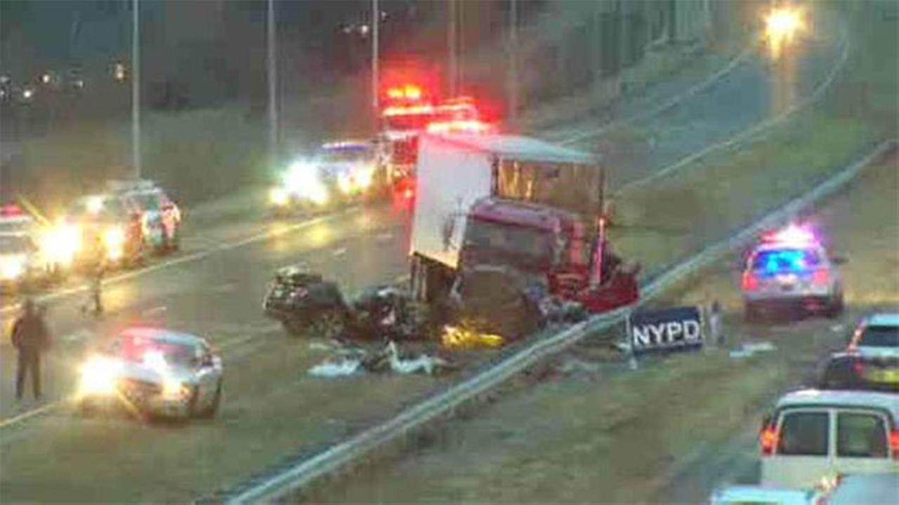 Off-duty N.J. police in fatal wrong-way crash had left ...