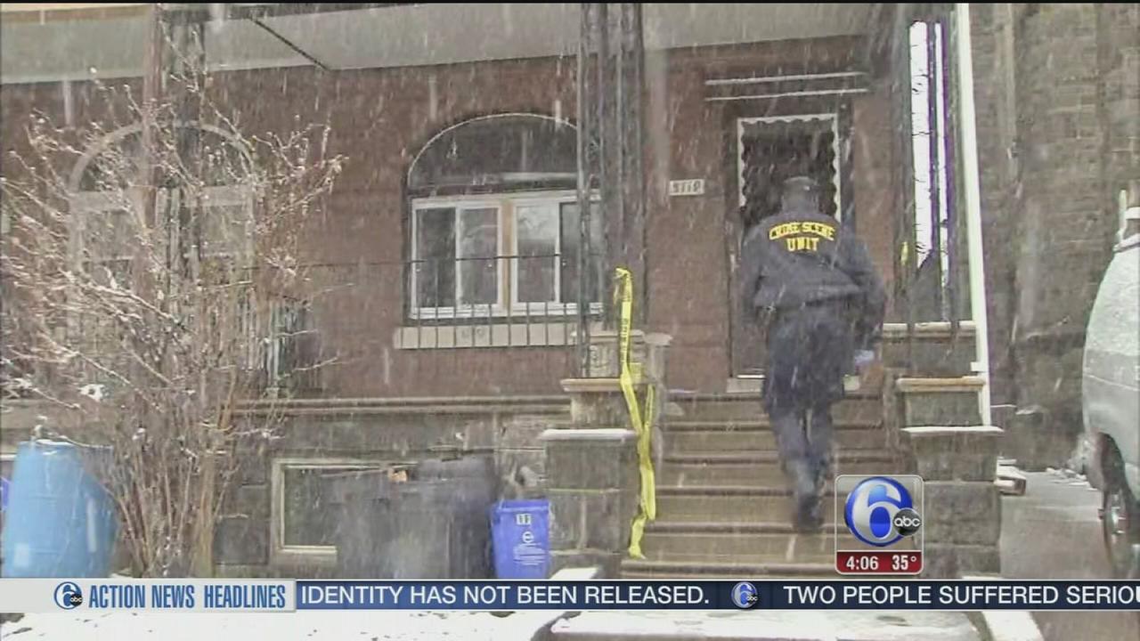 VIDEO: Woman found dead inside West Phila. boarding home