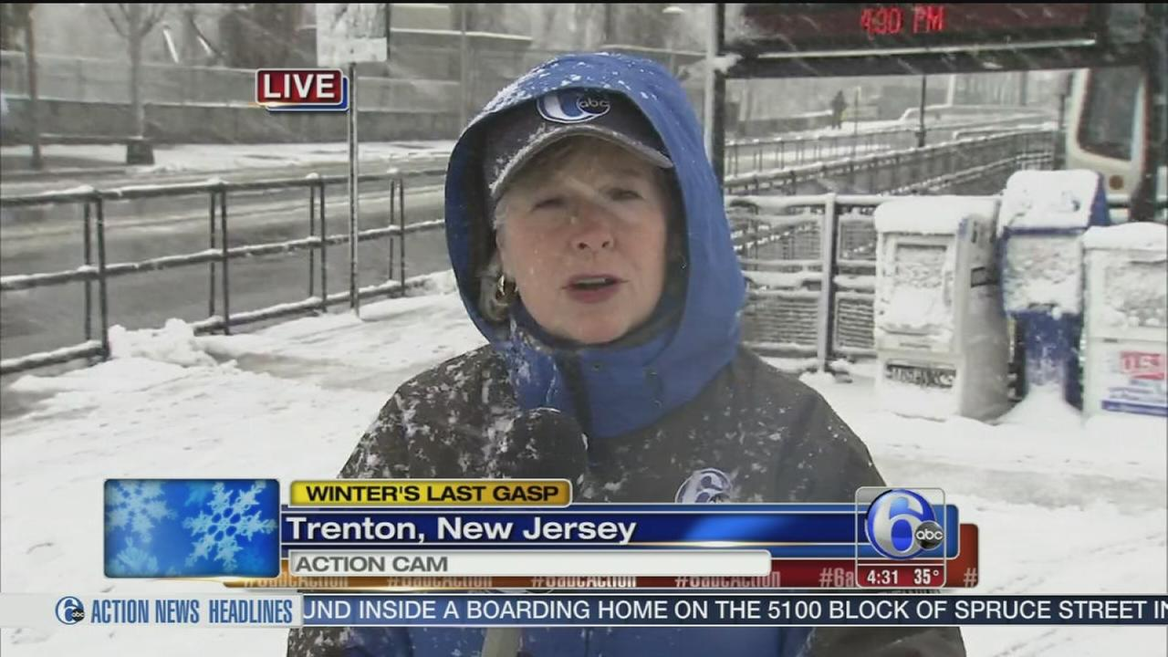 VIDEO: Nora Muchanic reports from Trenton