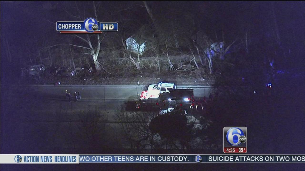 VIDE: Man, woman killed in Feasterville crash IDd