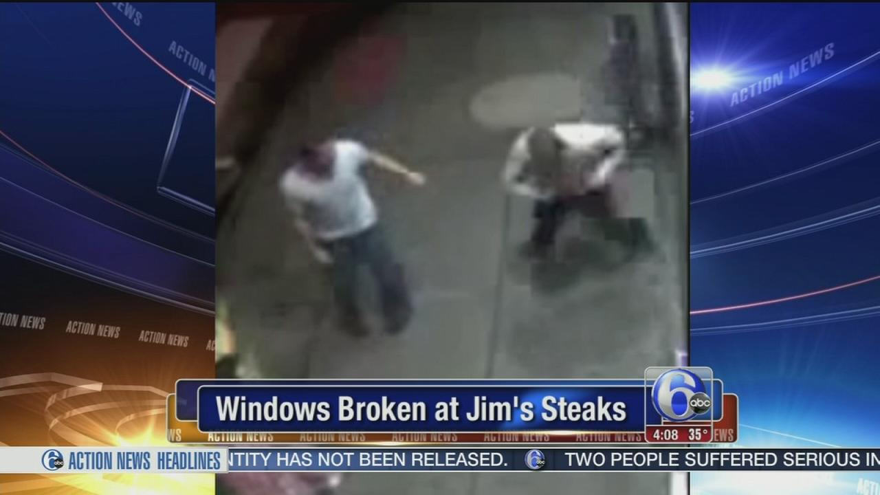 VIDEO: Jims Steaks owner releases vandalism video
