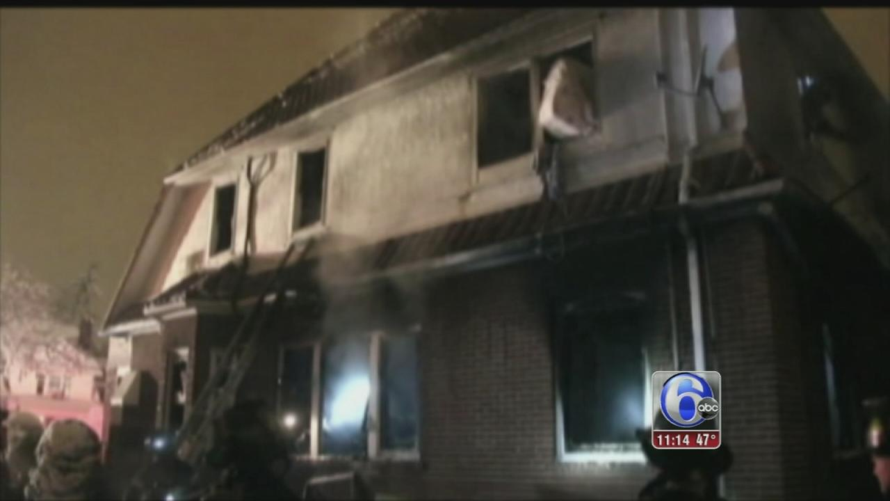 VIDEO: 7 siblings die in NYC fire, officials eye hot plate