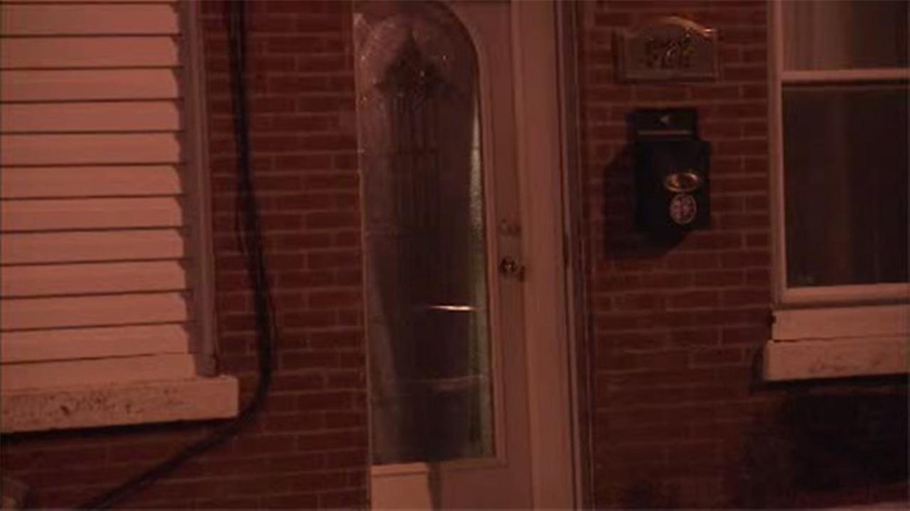 Man stabbed inside Brewerytown house
