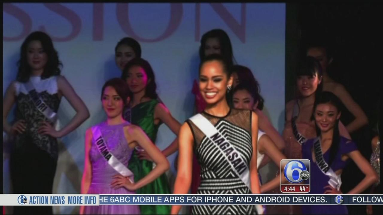 VIDEO: Biracial beauty queen