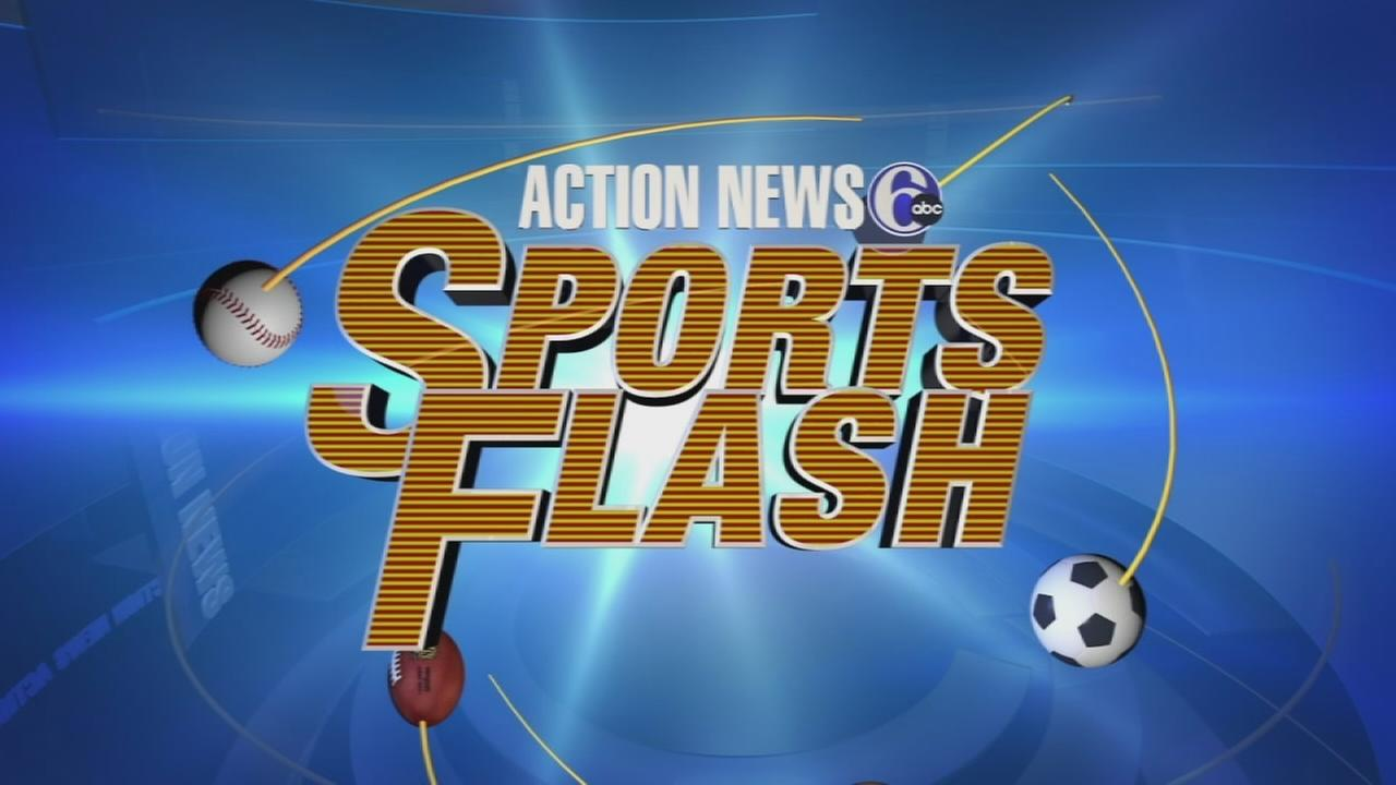 VIDEO: Sports Flash: Wednesday, March 25, 2015