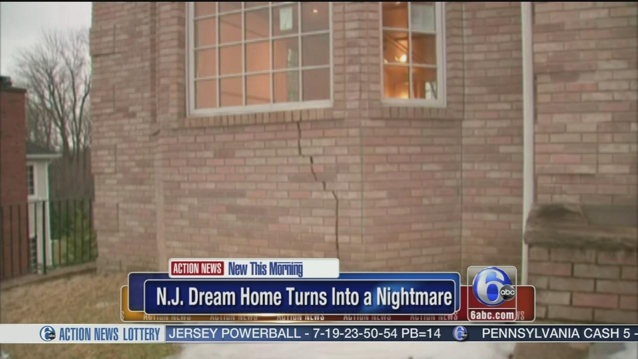 VIDEO: NJ dream home turns into a nightmare