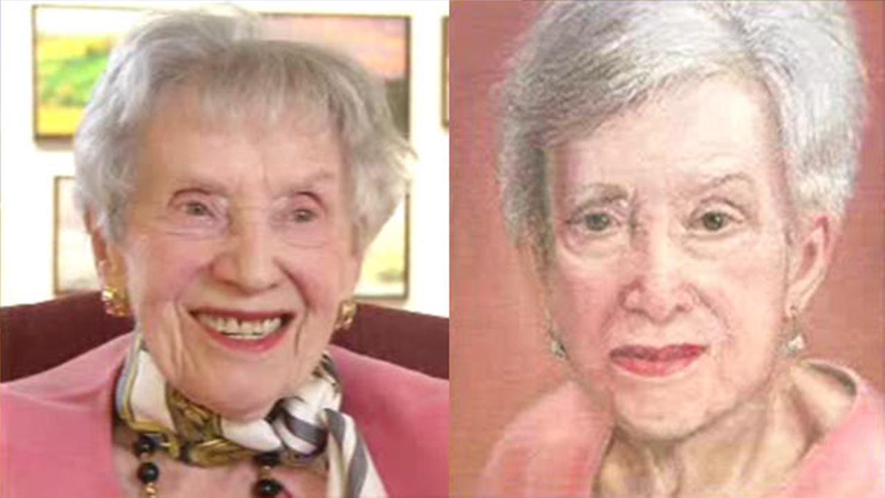 Art of Aging: Centenarian Artist