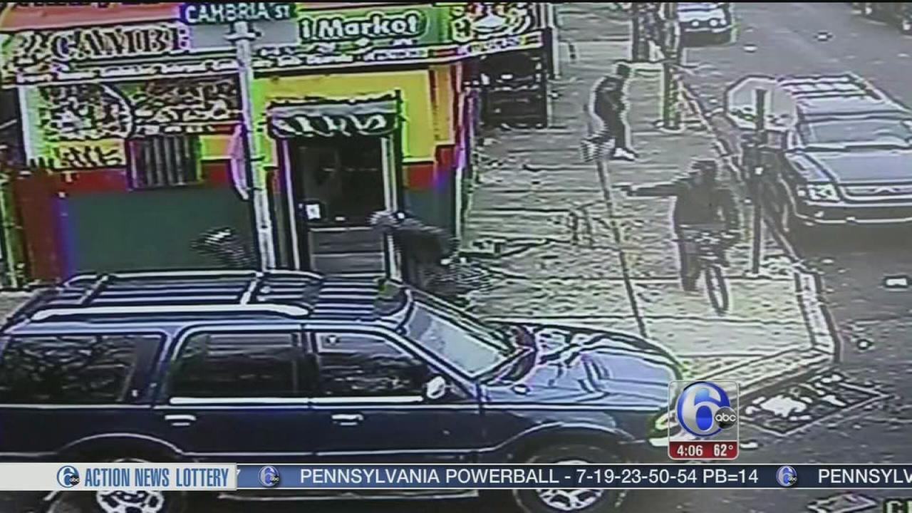 VIDEO: Teen shot in head outside Port Richmond mini-mart