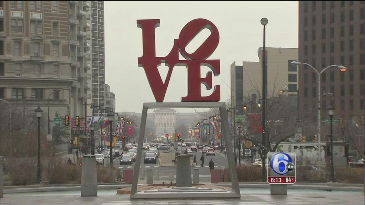 VIDEO: $15M redesign planned for Love Park