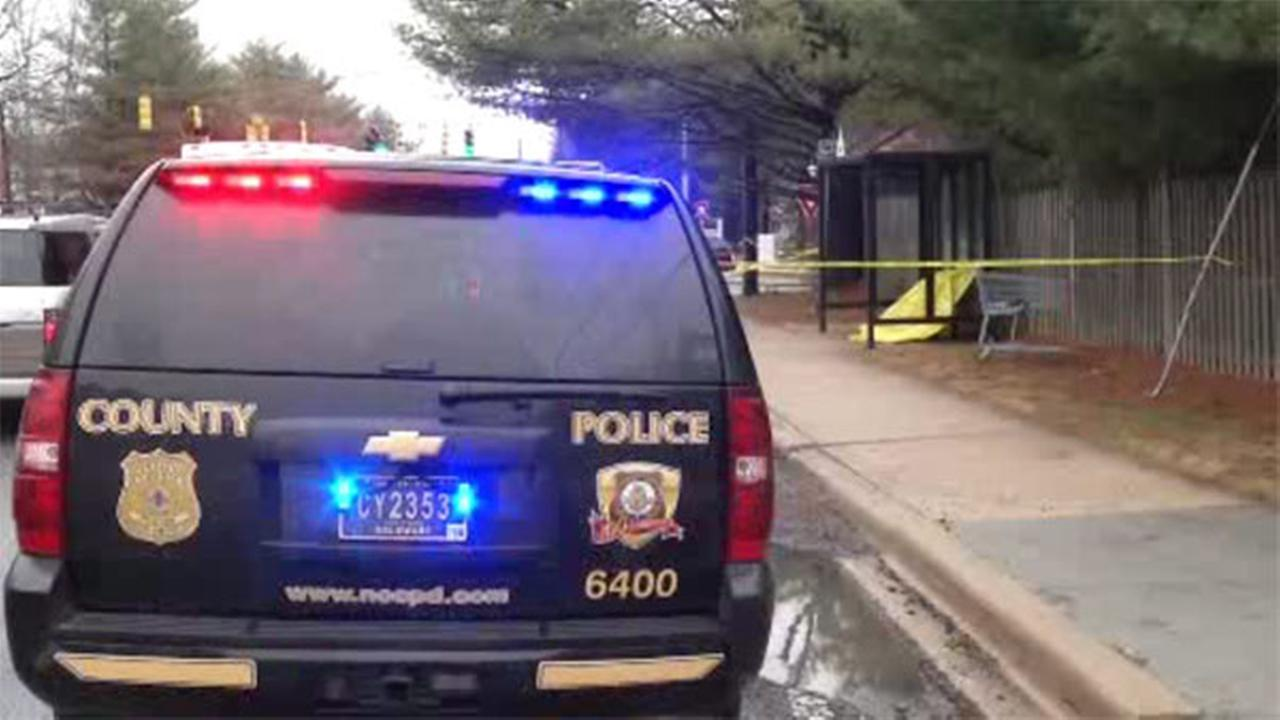 Mans body found at Newark, Del. bus stop