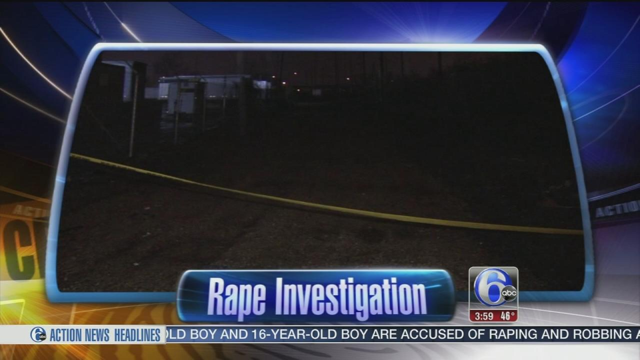 VIDEO: Boys, 14 and 16, accused of raping woman in Port Richmond