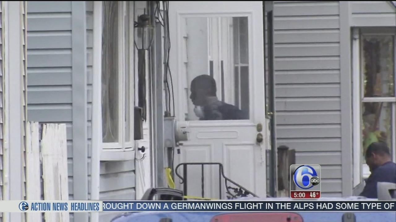 VIDEO: Son fatally stabbed mother, stabbed grandmother, police say