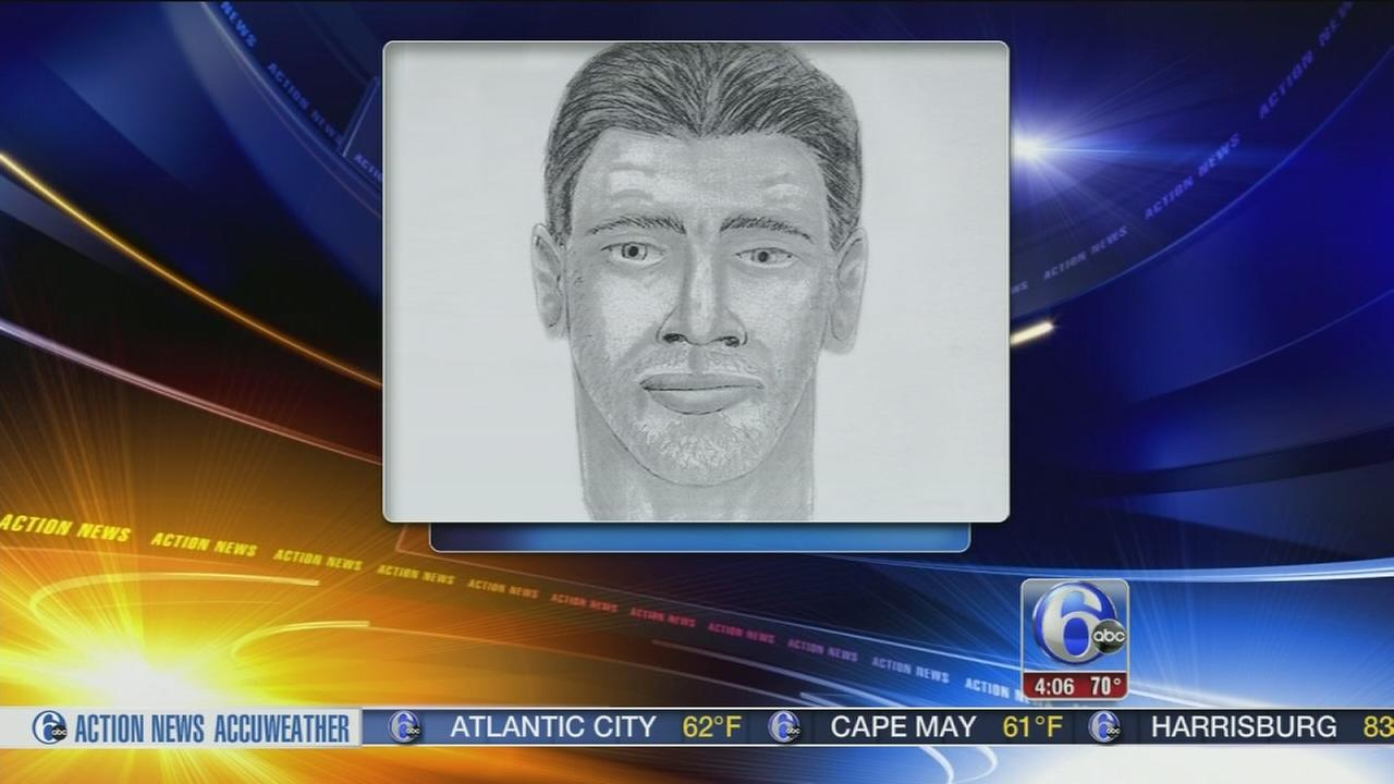 Sketch released after Pa. jogger attack
