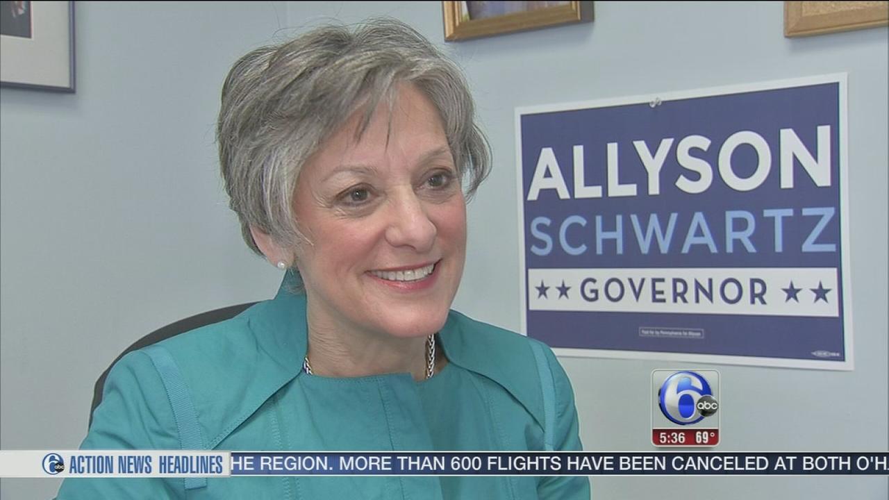 Candidate profile: Congresswoman Allyson Schwartz