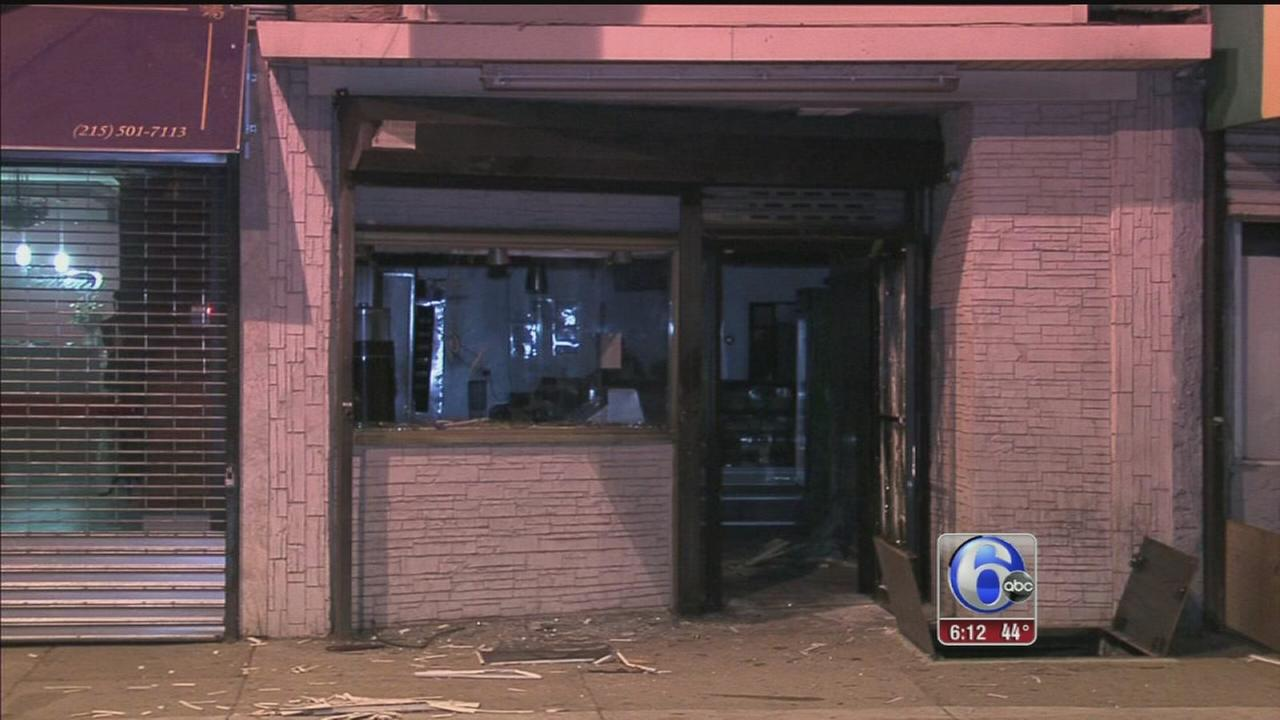 VIDEO: Fire damages popular North Philly bakery