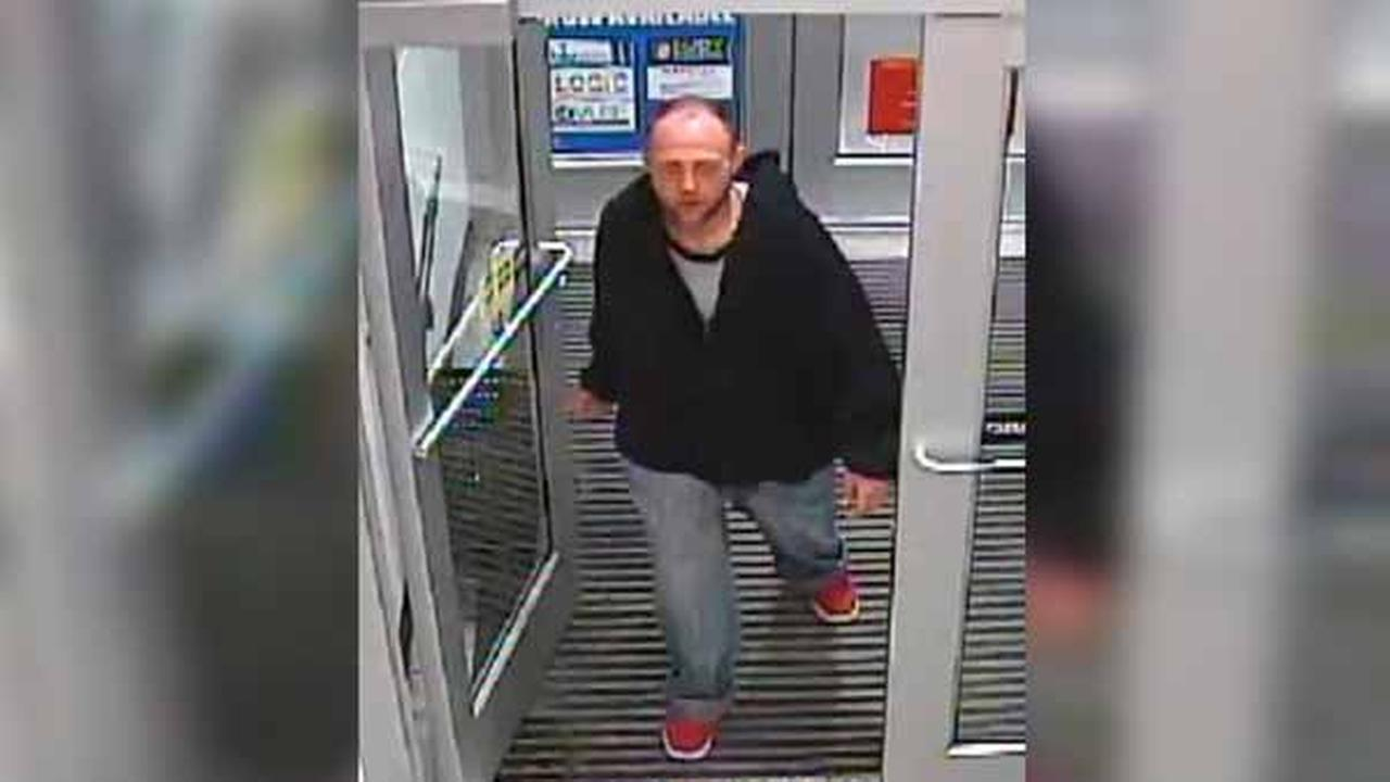 Philadelphia police are looking for a suspect who robbed a Wawa in the citys Port Richmond section.