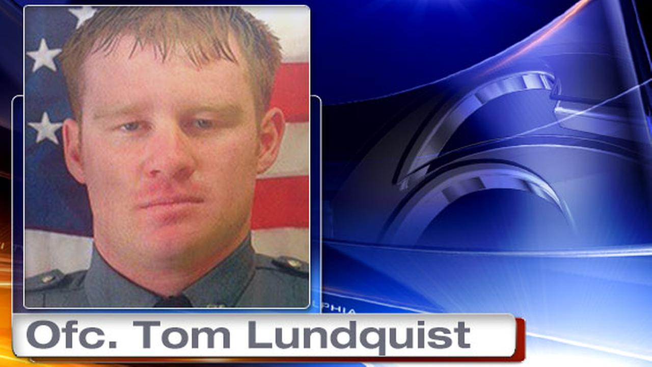 Officer Tom Lundquist