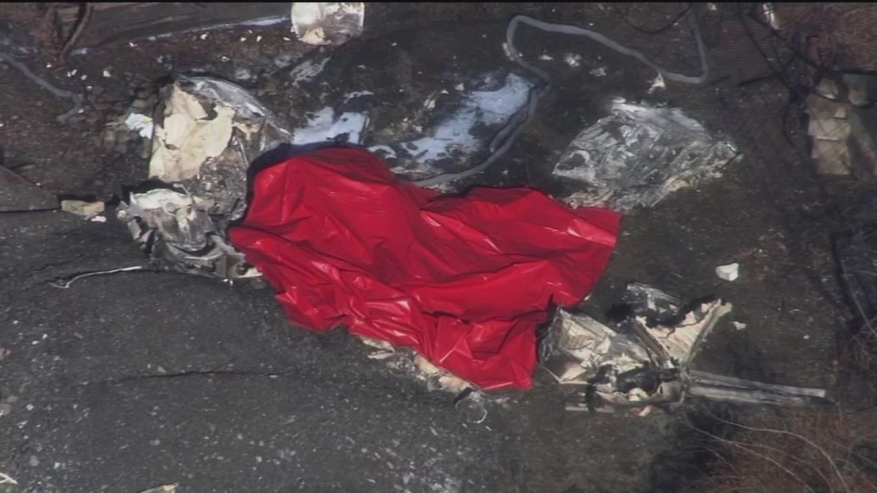 VIDEO: Investigation into deadly Chester County plane crash