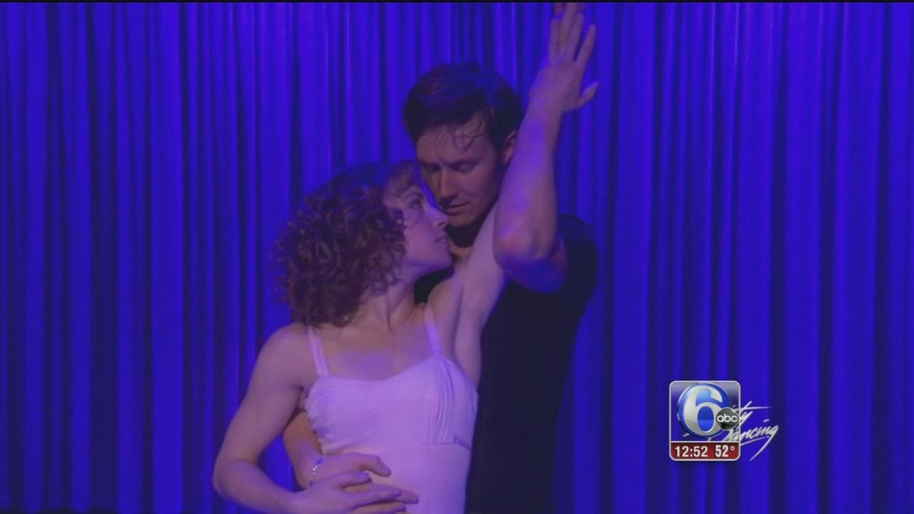 VIDEO: Dirty Dancing comes to the Academy of Music