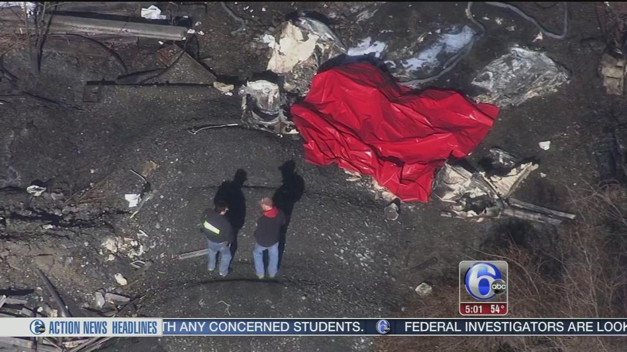VIDEO: Deadly plane crash investigation