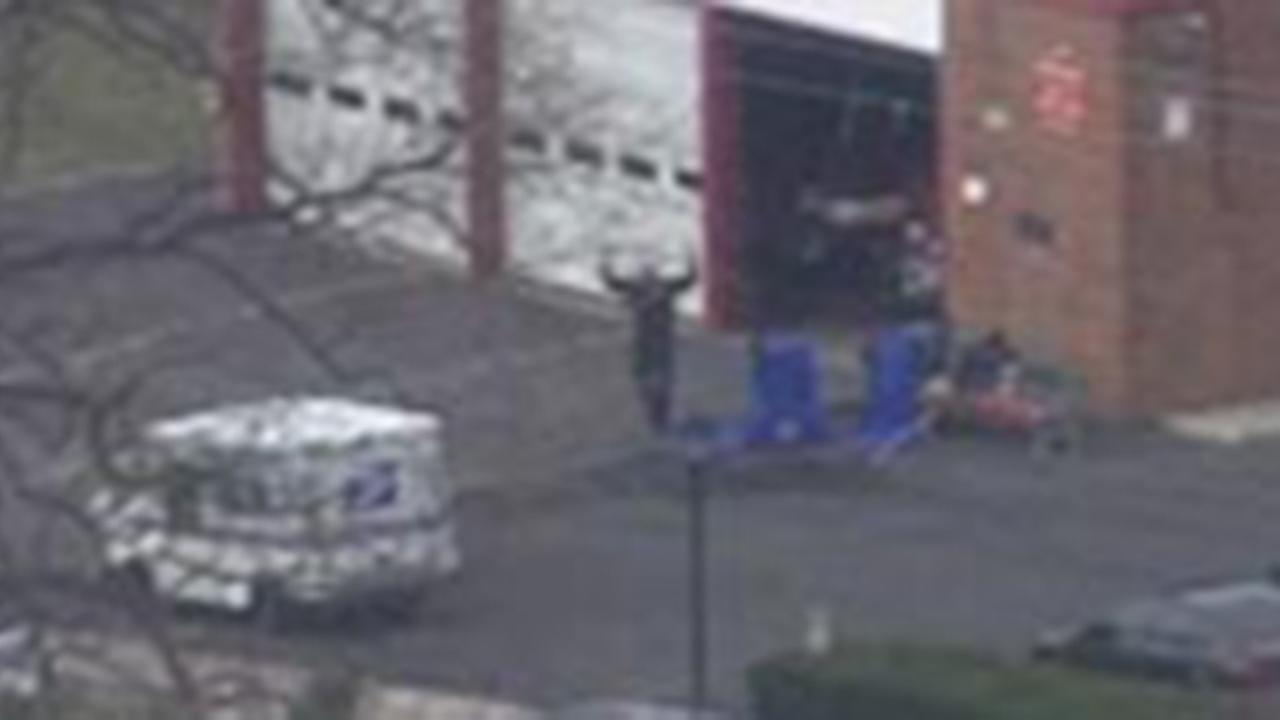 PHOTOS: Firehouse hostage situation in Elkins Park