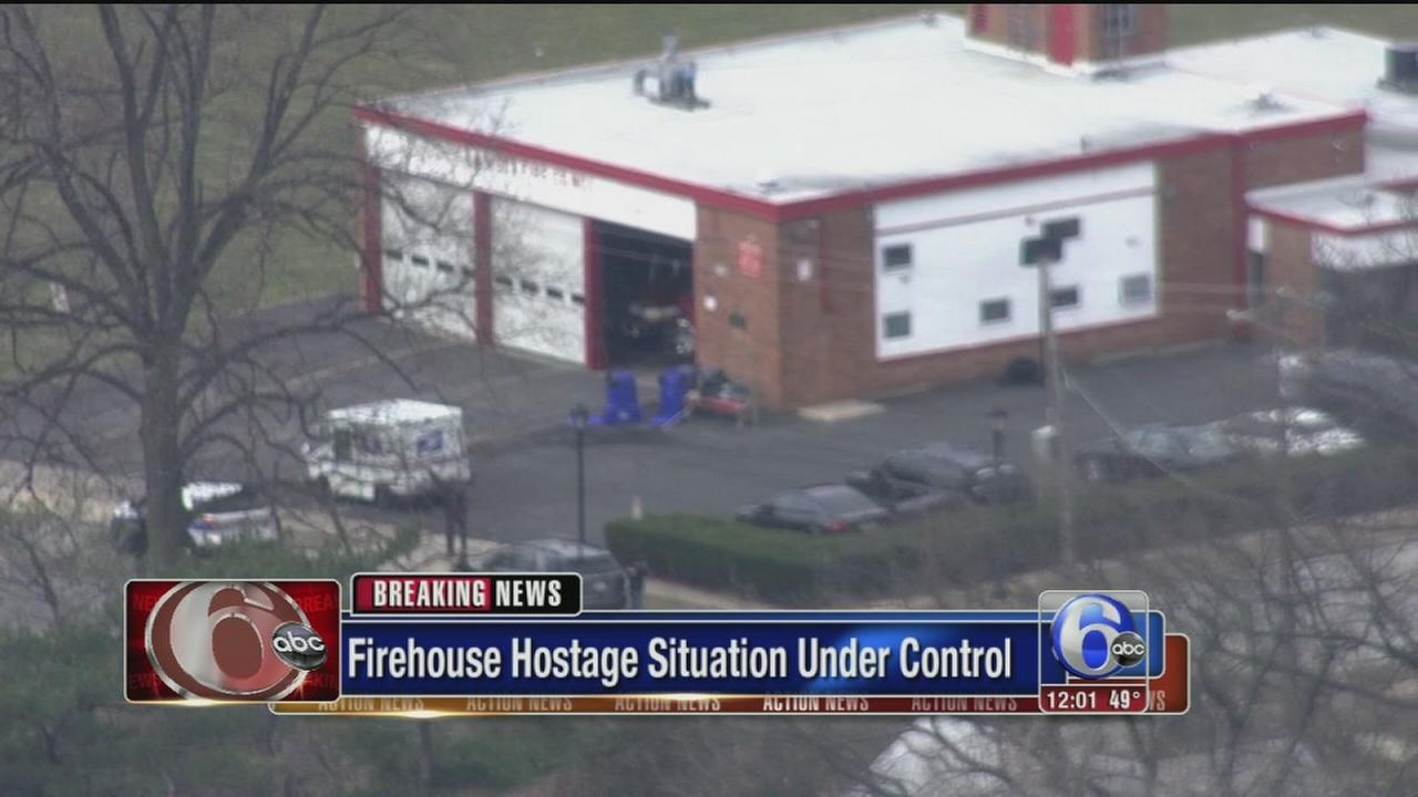 VIDEO: Hostage situation under control in Elkins Park