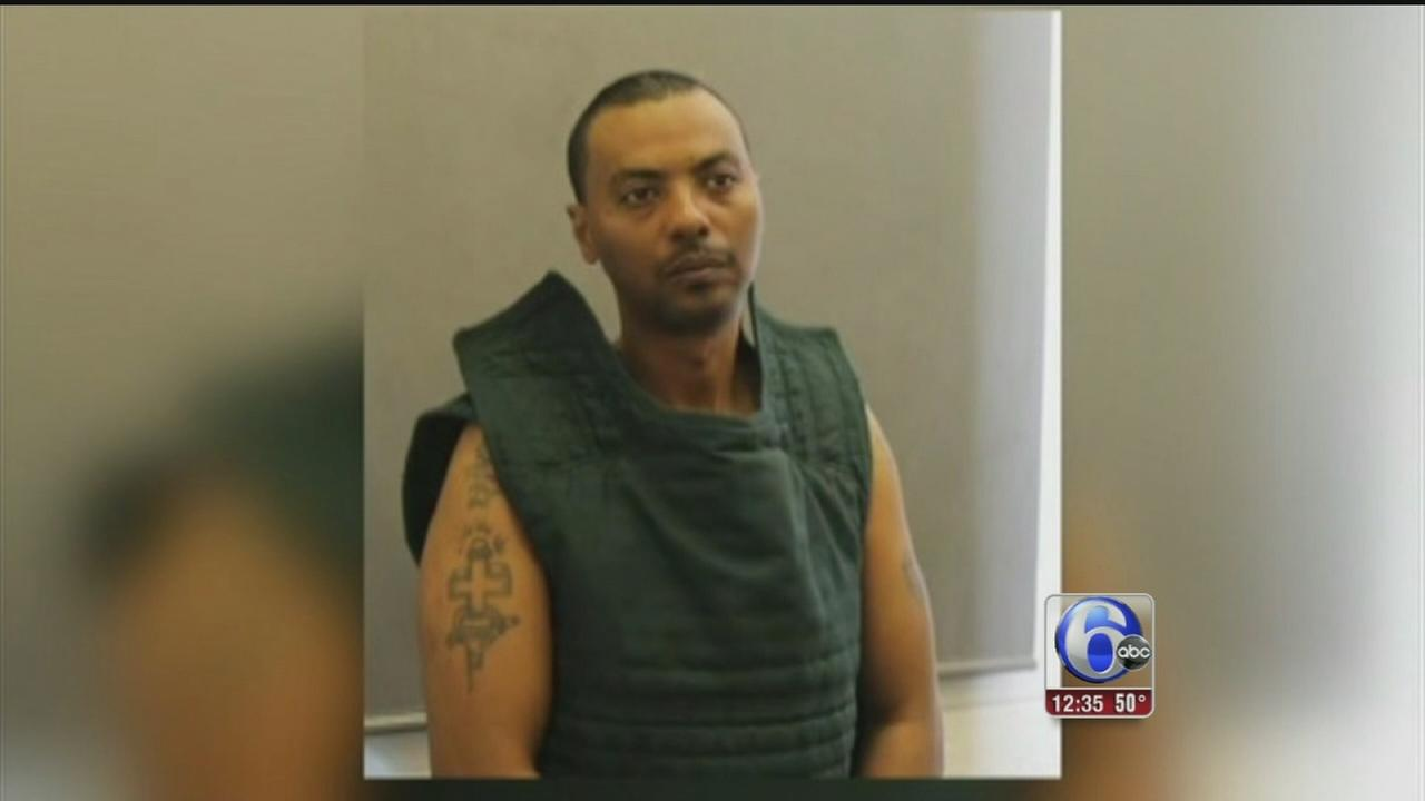 VIDEO: Escaped prisoner captured