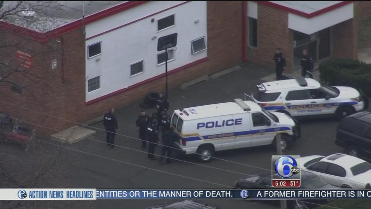 VIDEO: Suspect in custody after firehouse hostage situation
