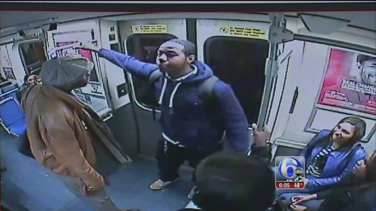 VIDEO: SEPTA assault