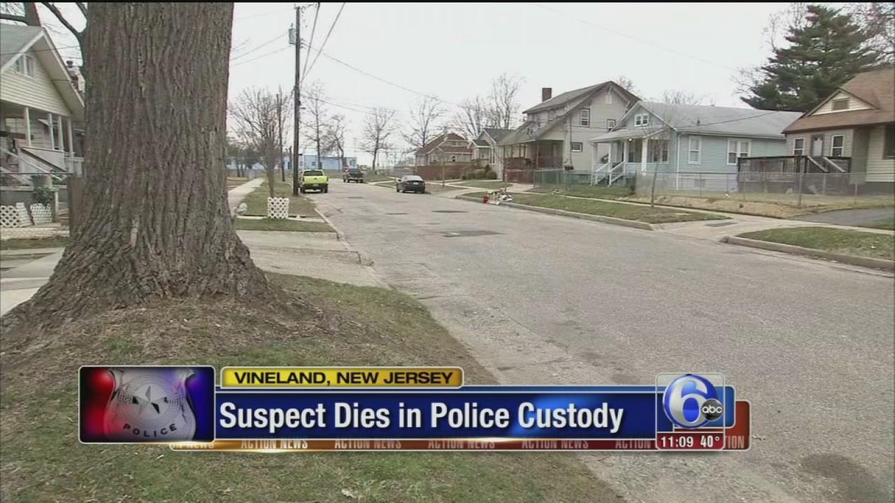 VIDEO: Suspect