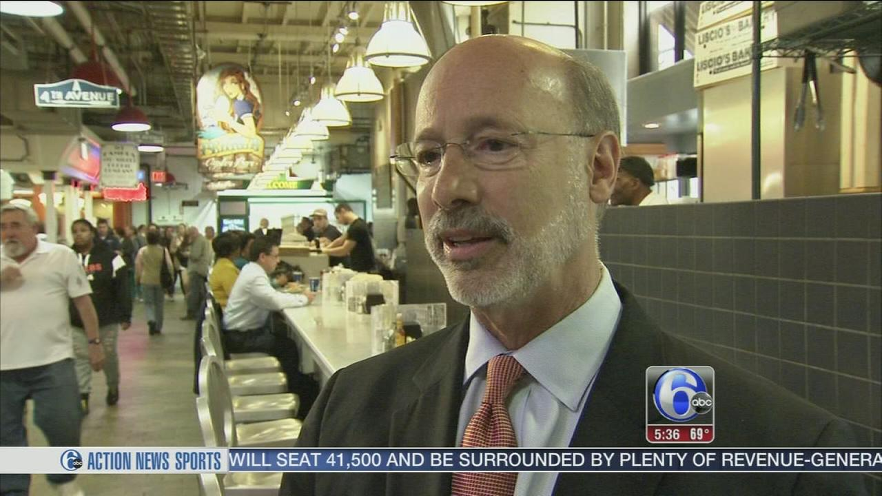VIDEO: Candidate profile: Tom Wolf
