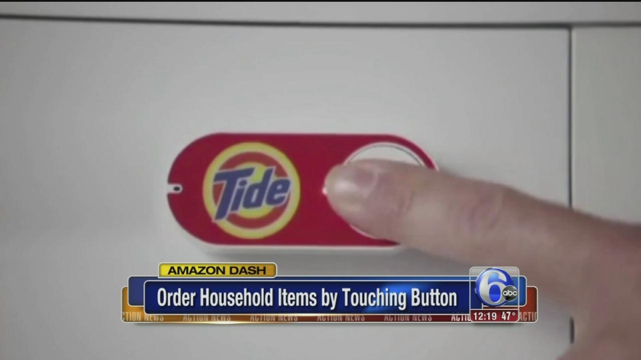 VIDEO: Amazon Dash