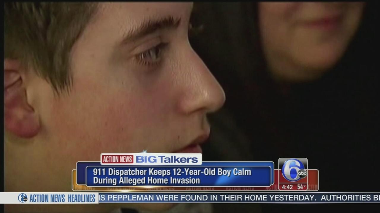 VIDEO: boy calls 911