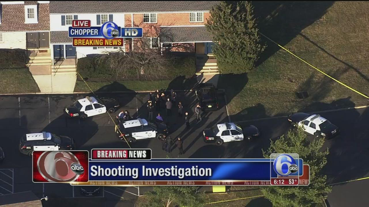 VIDEO: Shooting investigation in Hamilton Twp.