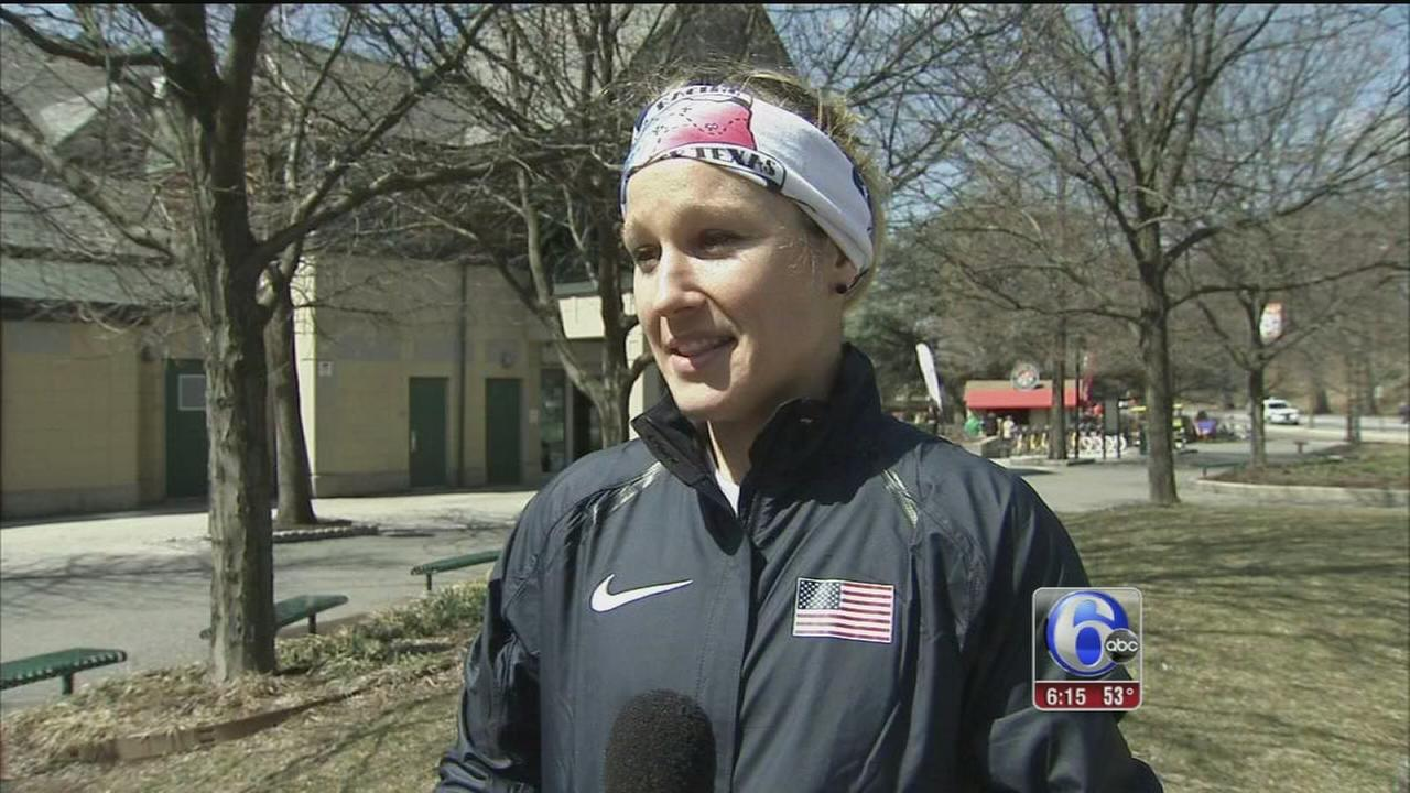 VIDEO: West Chester woman gears up for 24-hour race