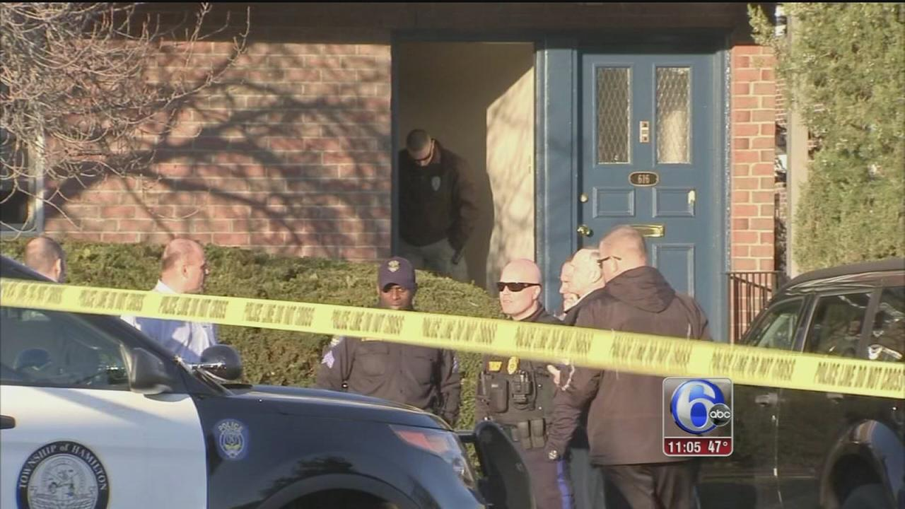 VIDEO: Suspect in violent attack shot by police in Hamilton Twp.