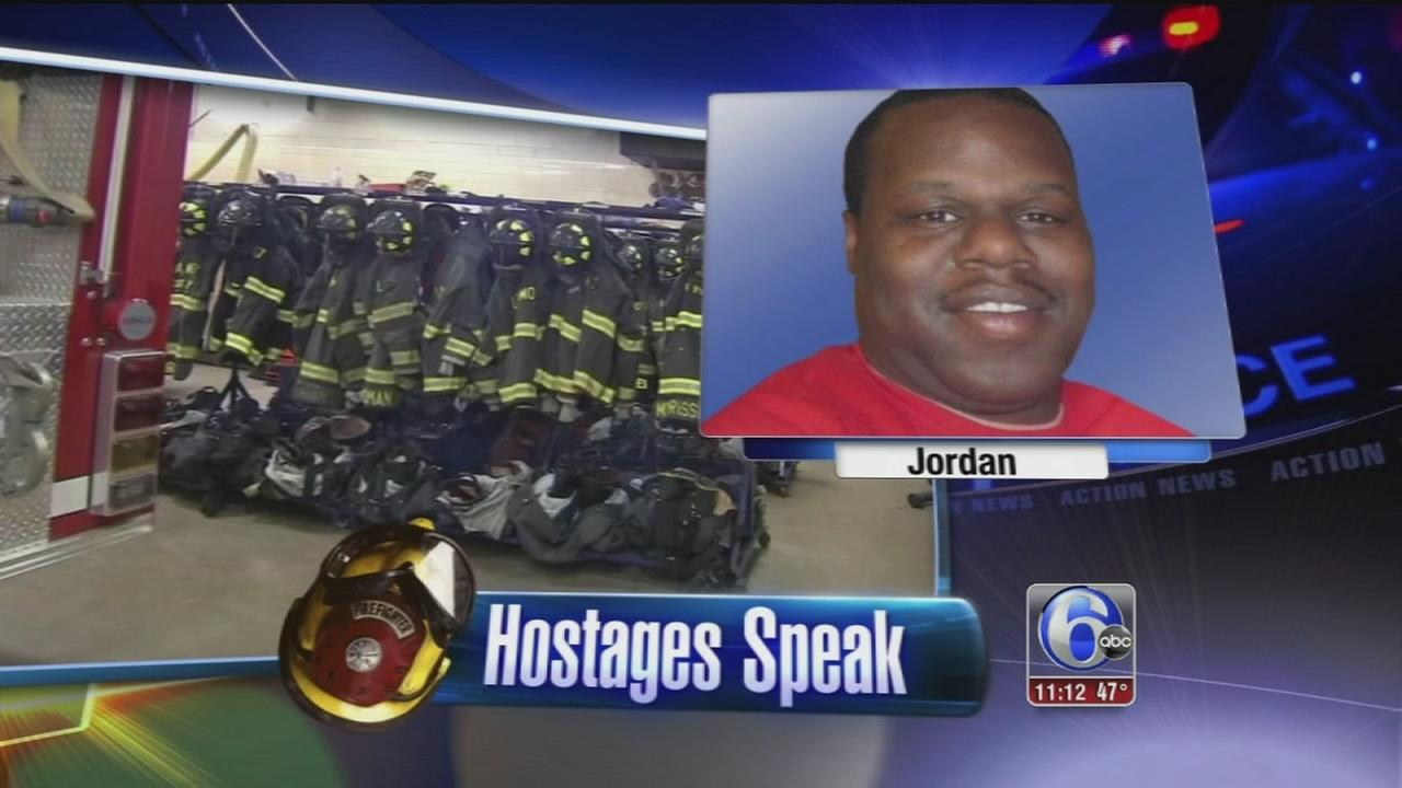VIDEO: Firefighters speak out after Elkins Park hostage standoff