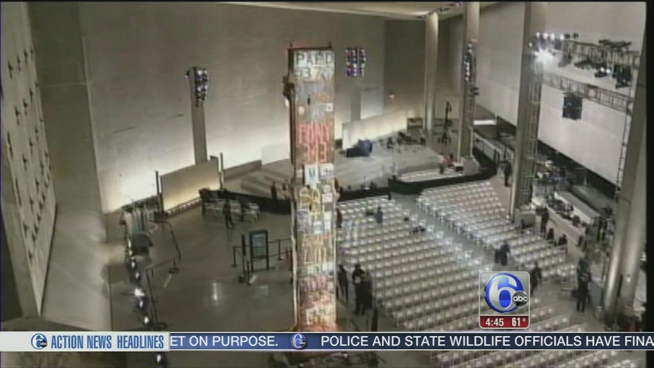 Abc 6 Philly >> 9/11 museum opening ceremonies to include Obama, families, survivors | 6abc.com