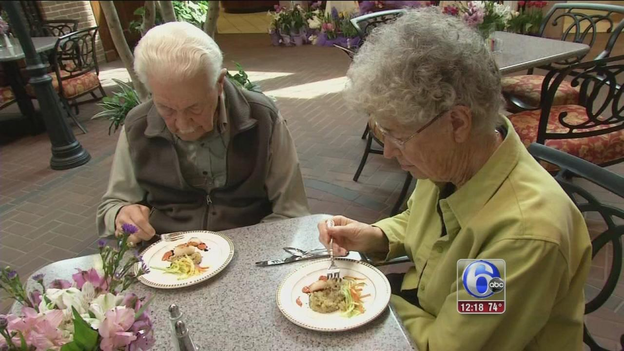 VIDEO: The Art of Aging - Healthy eating