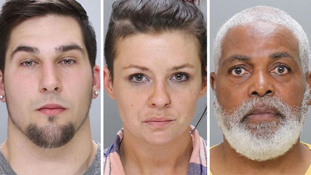 Arrests in Philadelphia drug sweep