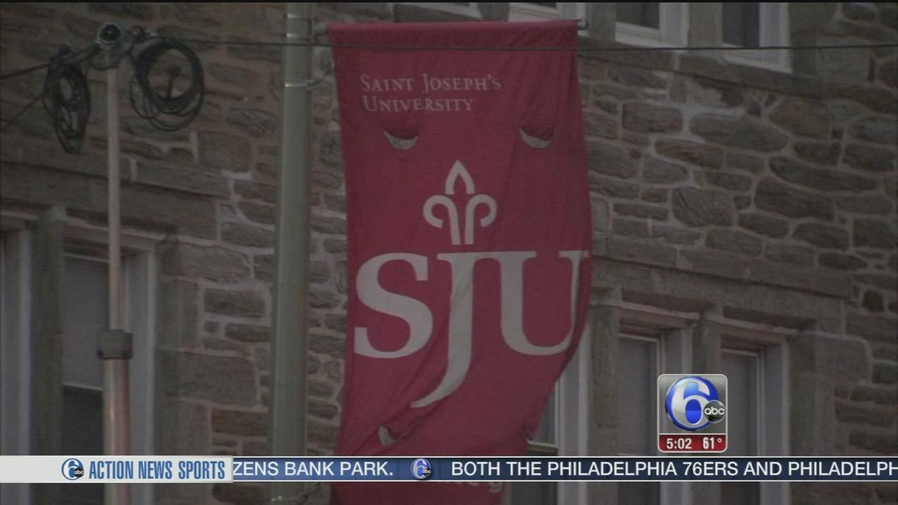 VIDEO: Hazing investigation at St. Josephs University