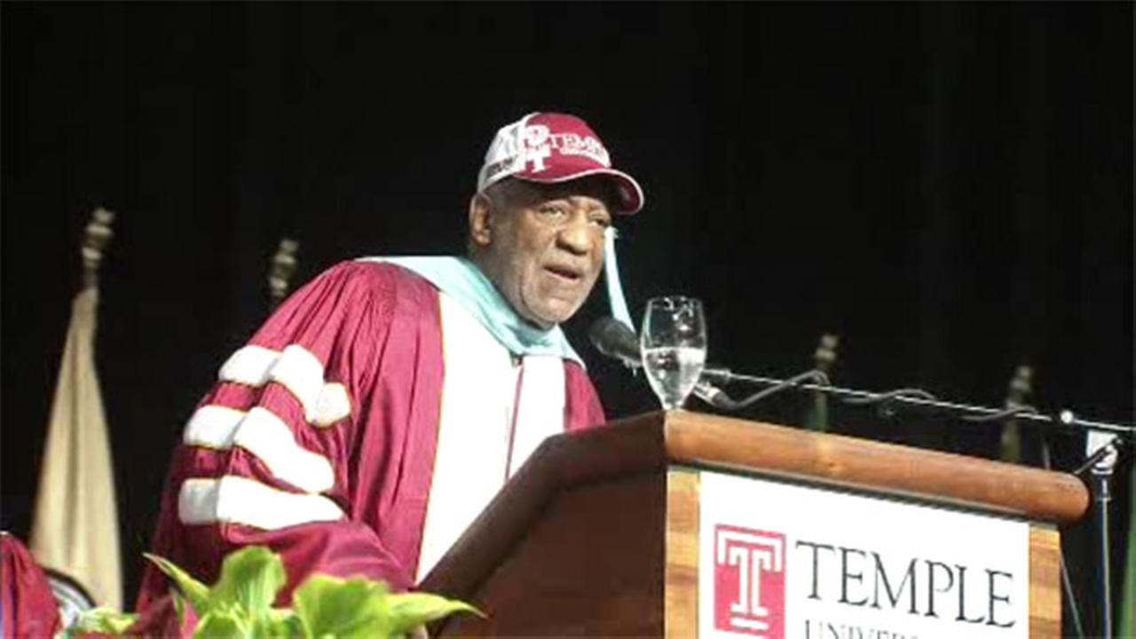 Bill Cosby resigns from Temple University Board of Trustees