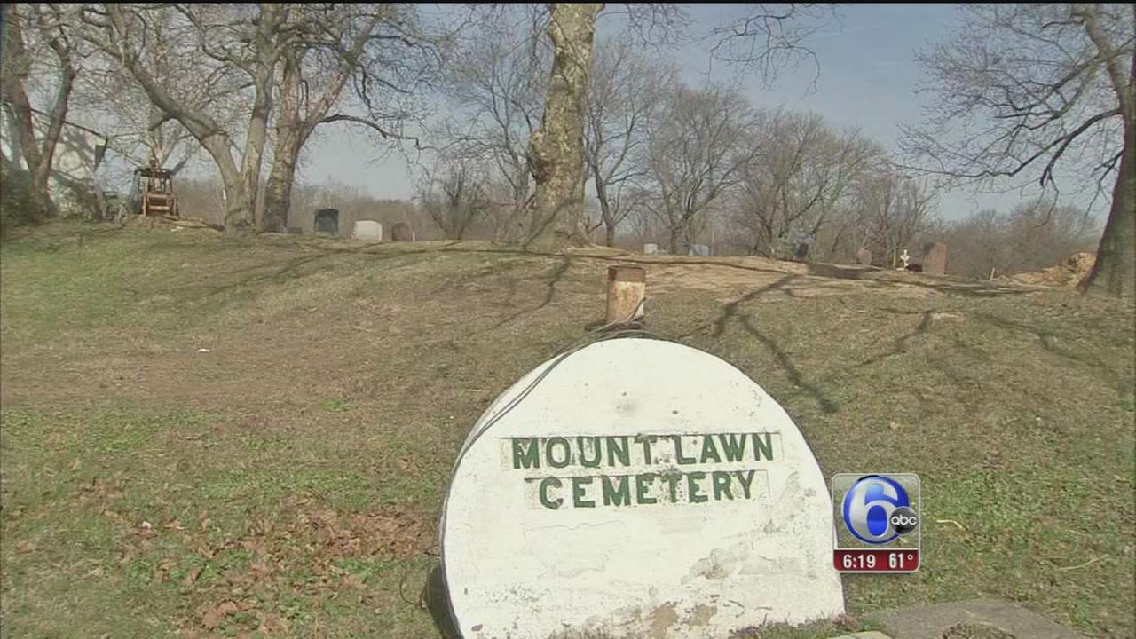 VIDEO: Police: Woman kidnapped, robbed, dumped in cemetery