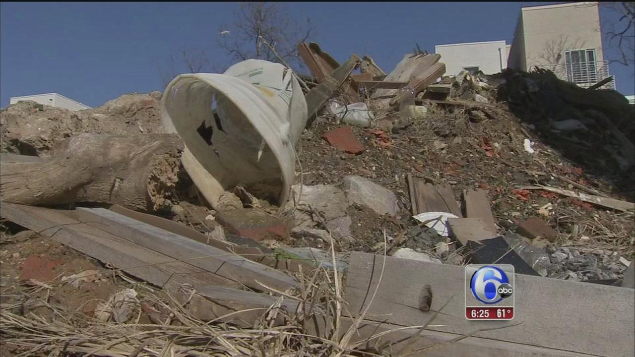 VIDEO: New effort to stop illegal trash dumping in Philly