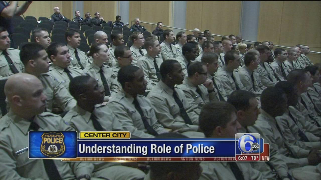 police training academy
