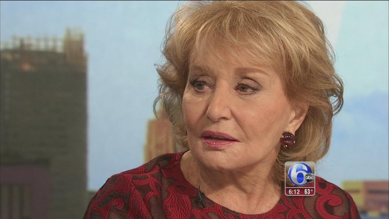 Part 2: Barbara Walters reflects on her legacy