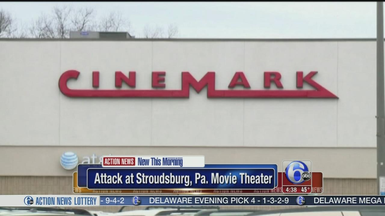 VIDEO: Family attacked for shushing teens in movie theater